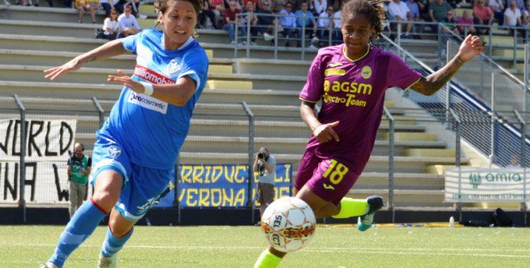 Esclusiva - Intervista a Valentina Giacinti, Brescia ...
