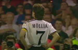 """VERSE # Euro2020 - Euro 1996, """"Das golden goal"""": l'Allemagne réunie au pied de Bierhoff, sous le ciel de Wembley - Championnat d'Europe 2020"""