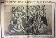 Prima foto ufficiale Gruppo Femminile Calcistico