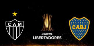 Atlético Mineiro Boa Juniors