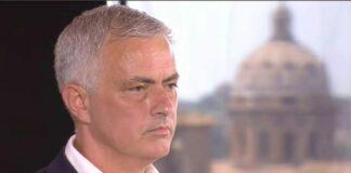Mourinho presentazione Roma