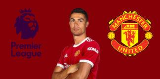 Cristiano Ronaldo Man United