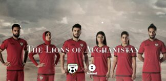 afghanistan nazionale calcio nuove divise hummel