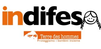 indifesa logo sito terre des hommes